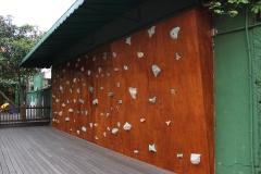 Muro da escalada