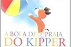A bola de praia do Kipper - Mick Inkpen