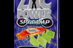 Zac Power Spy Camp: Zac decifra códigos – I. Larry