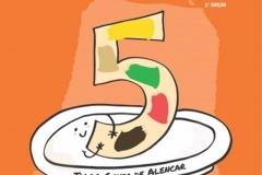 O prato de cinco cores – Tiago Gayer de Alencar