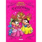 turma da monica princesas e contos de fadas