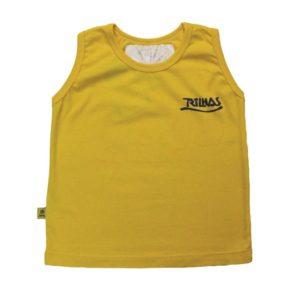 10421BE - Camiseta regata unissex algodão